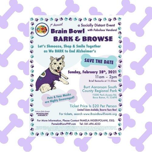 Brain Bowl Bark & Browse
