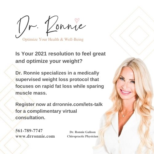 Dr. Ronnie - Weight Loss