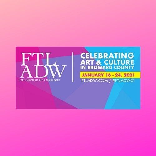 Fort Lauderdale Art & Design Week