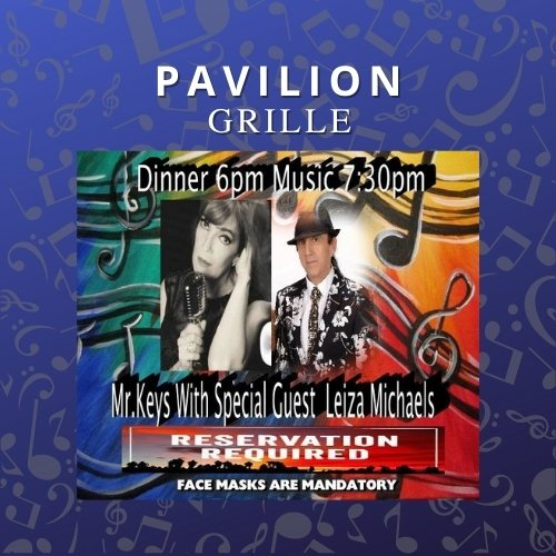 It Takes Two at Pavilion Grille