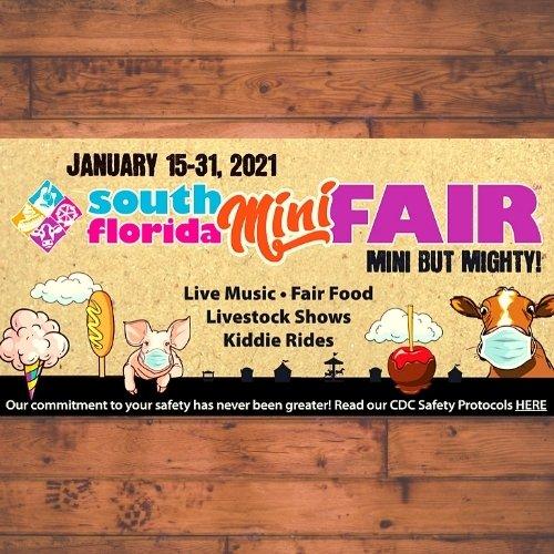 South Florida Fair Mini Fair