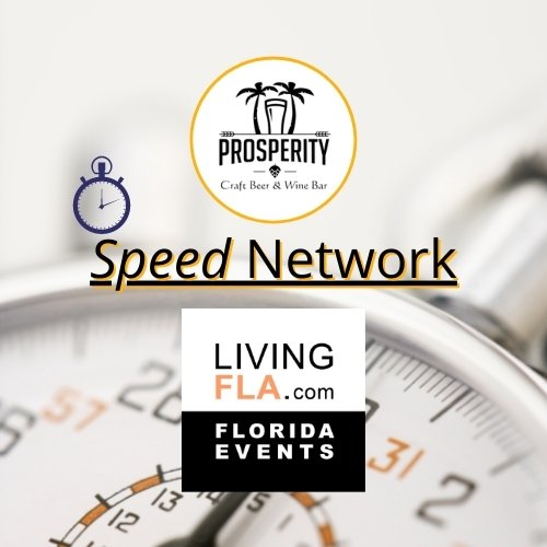 Business Network at Prosperity Craft Beer & Wine Bar, Boca Town Center Mall