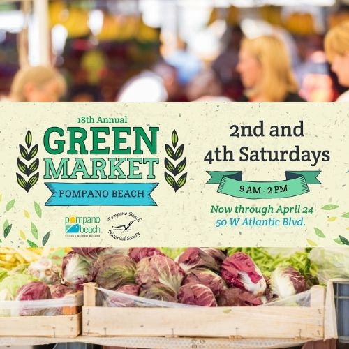 Green Market Pompano Beach