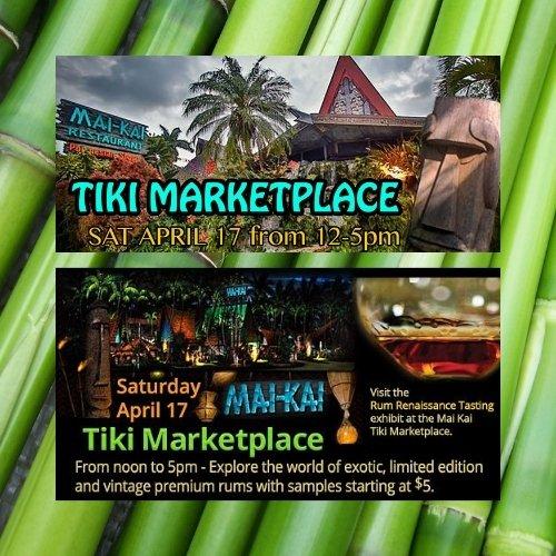 Mai-Kai Tiki Marketplace