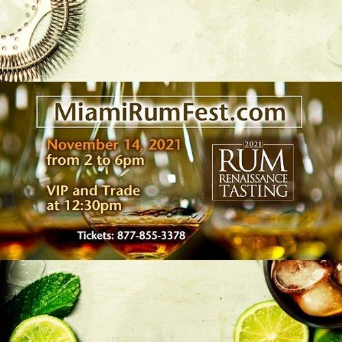 Miami Rum Festival 2021