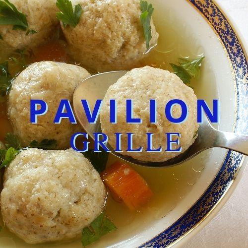 Passover Dinner at Pavilion Grille
