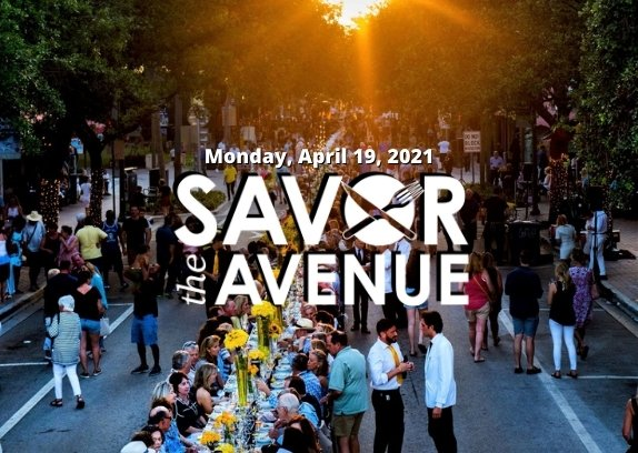 Savor The Avenue Delray Beach 2021