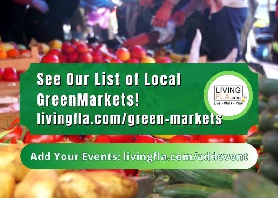 Florida Weekend GreenMarkets