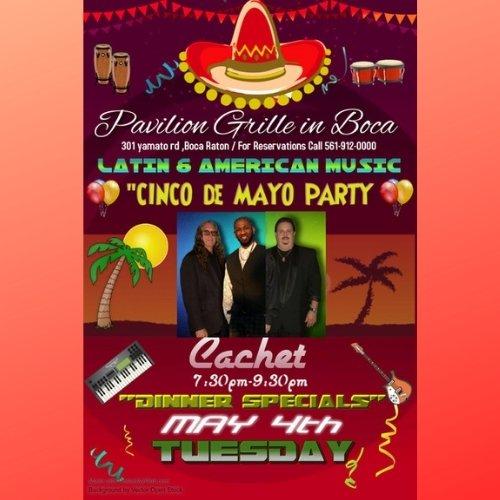 Pre-Cinco De Mayo Party At Pavilion Grille