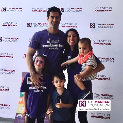 Team Haley- Marfan Foundation Virtual Walk For Victory®