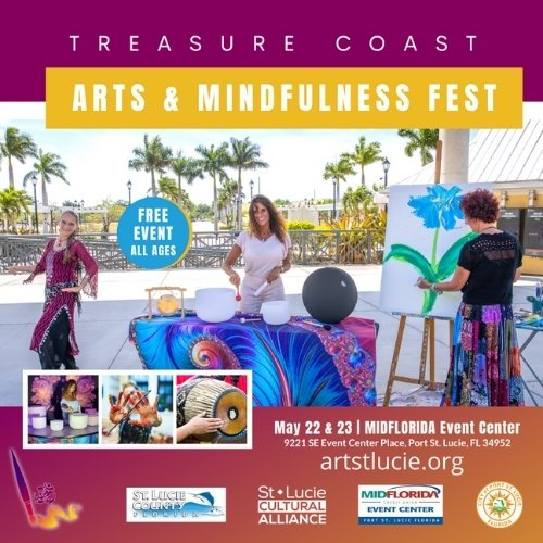 Treasure Coast Art and Mindfulness Fest