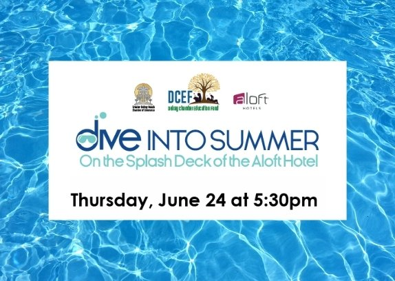 Dive into Summer Rooftop Party at Aloft Delray Beach