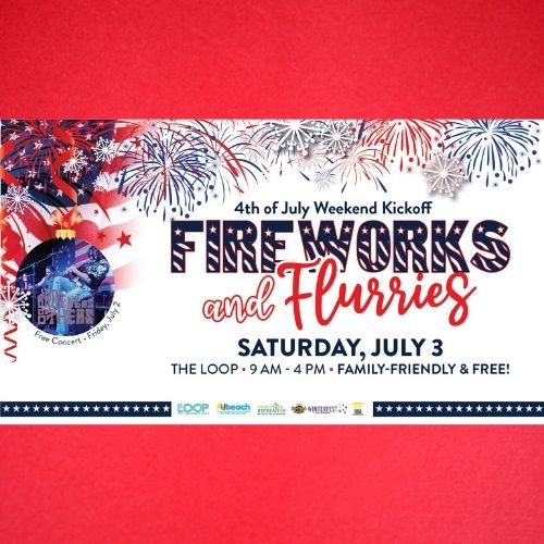 Fireworks & Flurries - Fort Lauderdale