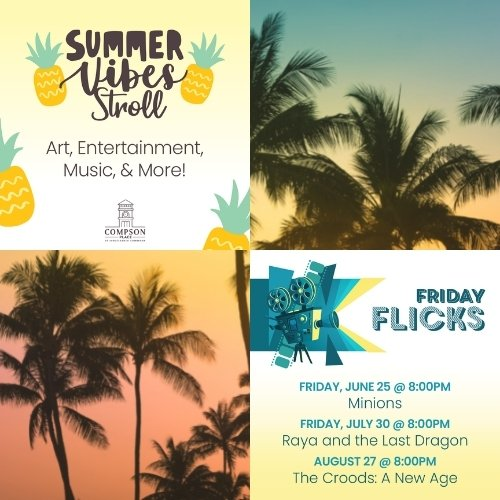 Summer Vibes At Compson Place At Renaissance Commons