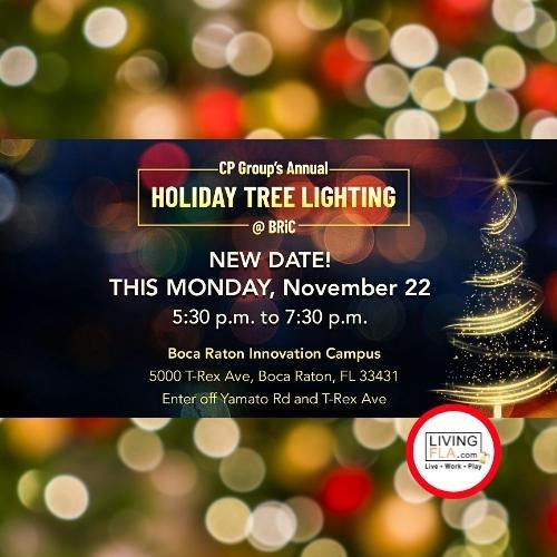 BRIC Holiday Tree Lighting 500