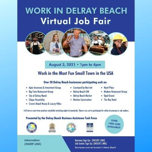 Delray Beach Job Fair
