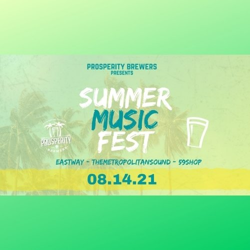 Prosperity Brewers Summer Music Fest
