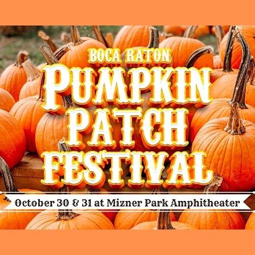 Boca Pumpkin Patch Festival 2021