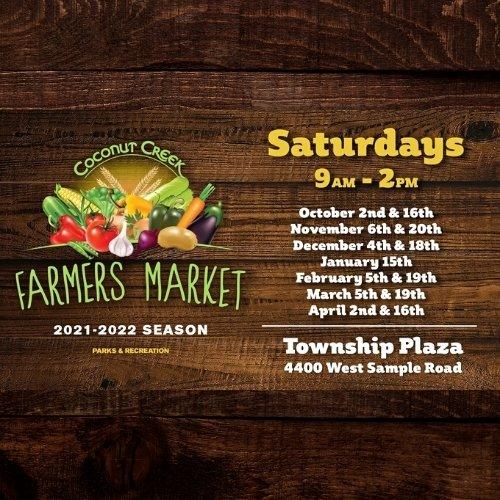 Coconut Creek Farmers Market