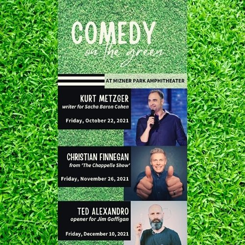 Comedy on the Green in Boca Raton