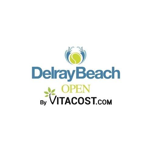 Delray Beach Open by VITACOST.com