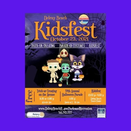 Halloween Events Downtown Delray Beach