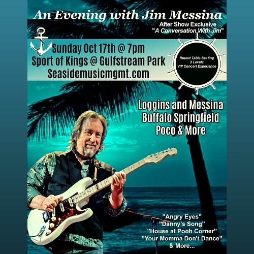 An Intimate Evening Concert with Jim Messina