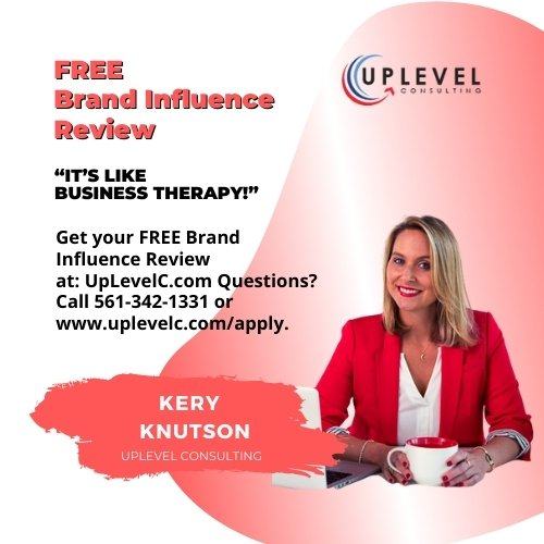 FREE Brand Influence Review for Business