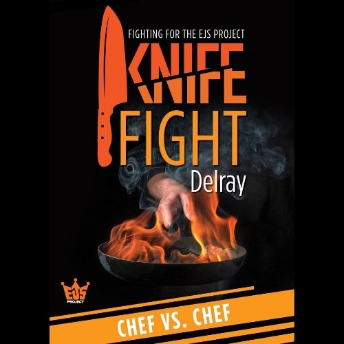 Knife Fight Delray - Charity Event at Rose's Daughter